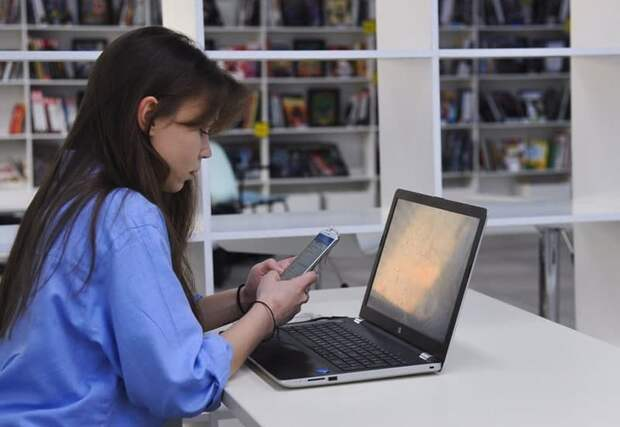 Библиотека в Восточном Дегунине подготовила онлайн-проект о творчестве Маковского. Фото: АГН «Москва»