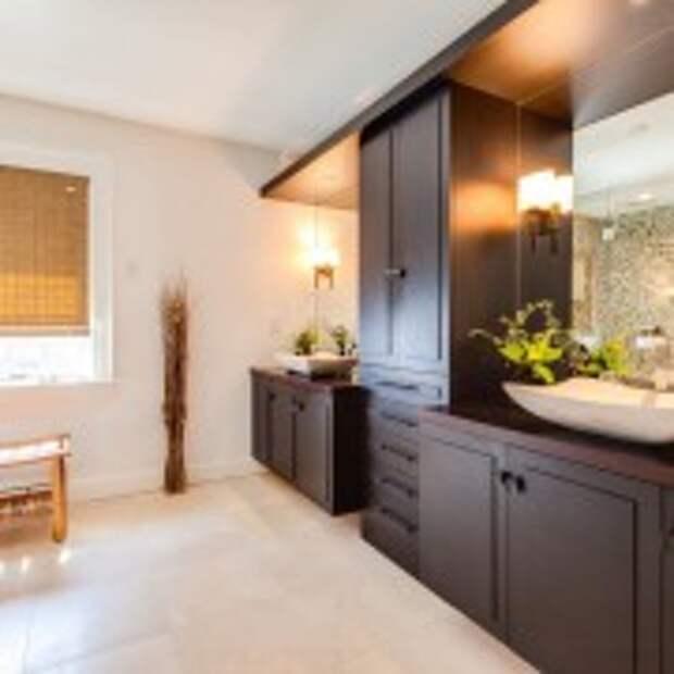 Мебель в ванной комнате