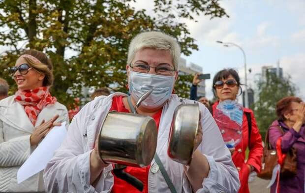 «Белорусская» оппозиция перешла к кибертеррору против всей Белоруссии