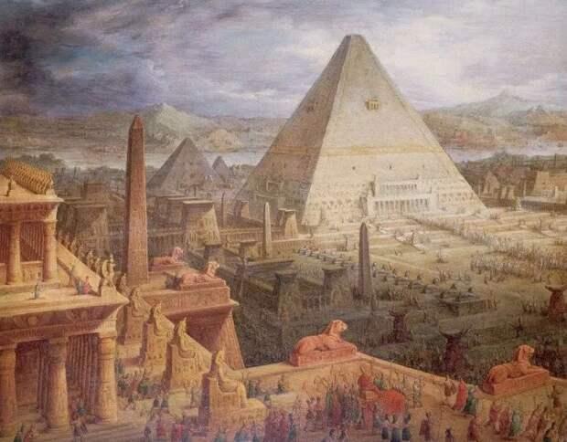 Працивилизации в мифах: исторические факты, предания, веды