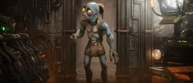 Убей капиталиста — спаси мудокона: Обзор Oddworld: Soulstorm