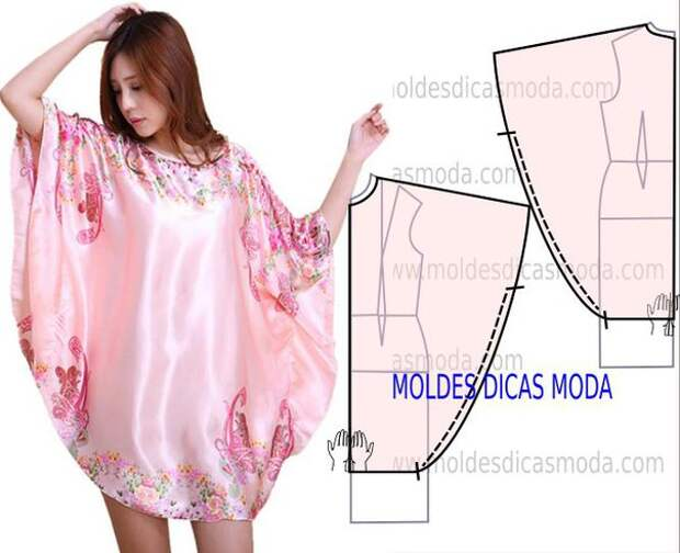 Простые выкройки летних платьев. Моделирование