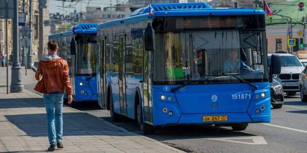 В Бабушкинском на маршрут №428 выйдут низкопольные автобусы