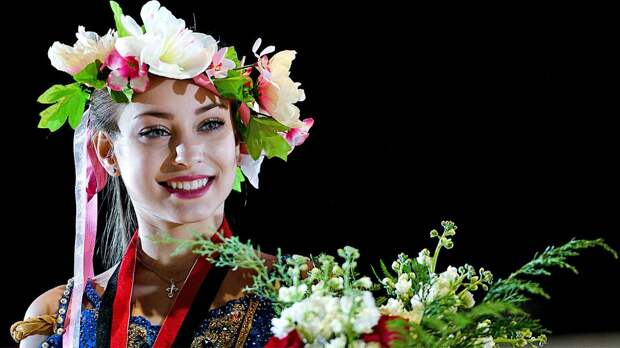 Мнение о Тутберидзе, переход к Плющенко, любимая фигуристка. Как хорошо вы знаете Алену Косторную? Тест Sport24