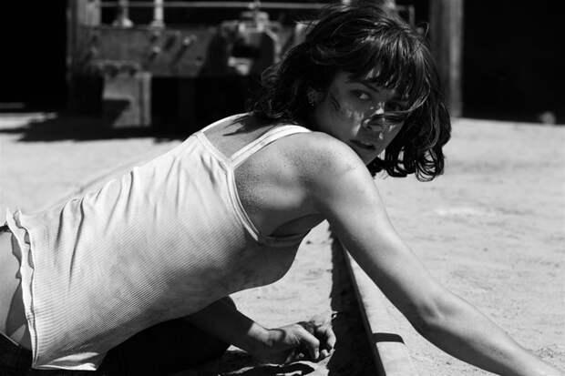 Ольга Куриленко (Olga Kurylenko) в фотосессии Грега Уильямса (Greg Williams) (2008), фото 16