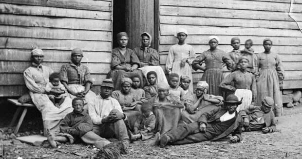 Как в старину поступали с больными и старыми рабами в разных странах