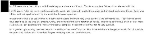Иностранцы назвали С-500 российским наказанием для США