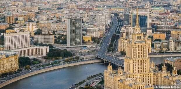Собянин: Социальная направленность бюджета Москвы будет усилена. Фото: Е.Самарин, mos.ru