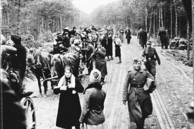 ФСБ раскрыла детали преступлений гитлеровцев в Восточной Пруссии