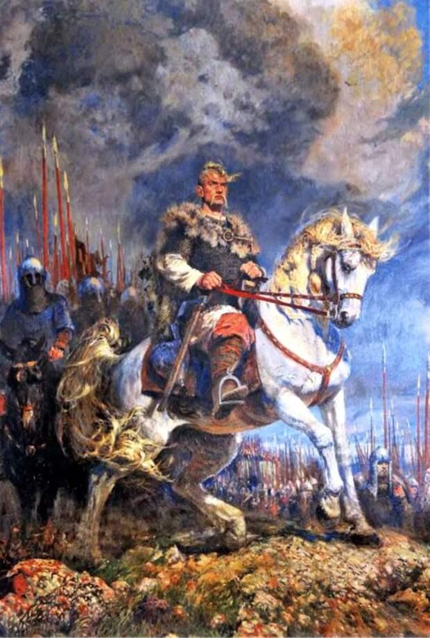 Предания о князьях южных славян