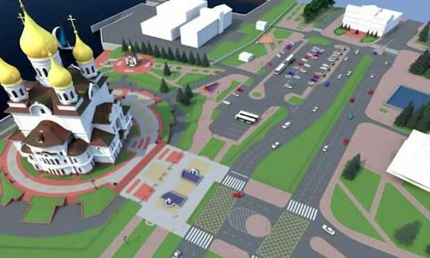 Все проблемы решены, пора заняться красотой: администрация Архангельска хочет благоустроить ещё одну площадь