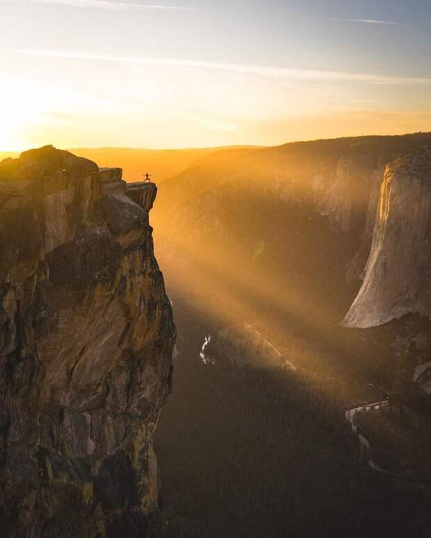 Вдохновляющие снимки из путешествий Нейта Люббе