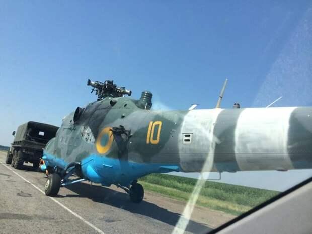 2014 Ми-24 №10 вид справа
