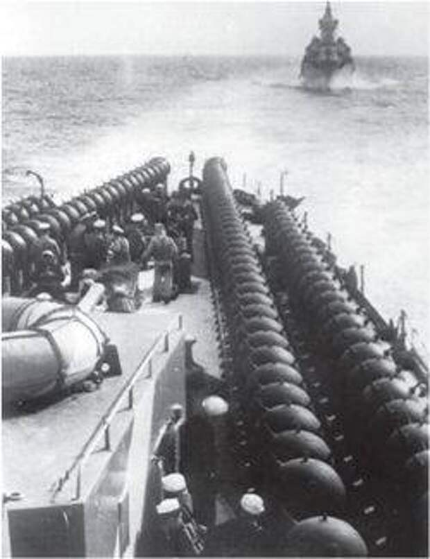 Боевые корабли. На пути к совершенству