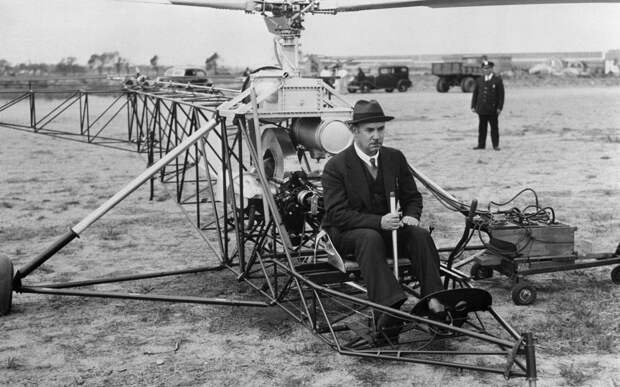 Отец вертолетной индустрии