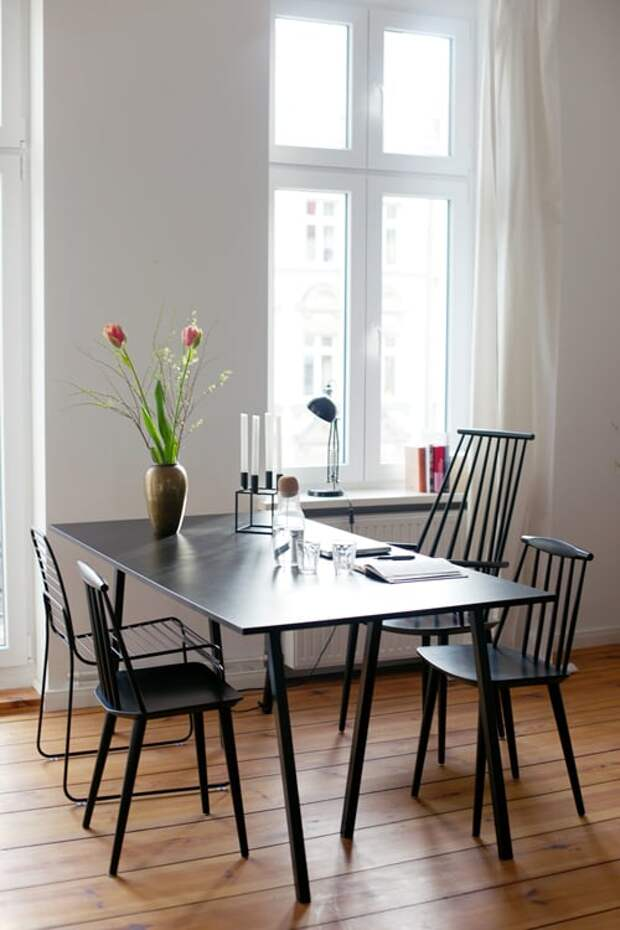 Квартира фудблоггеров в Берлине, где почти не бывает беспорядка