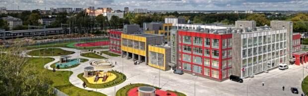Школа на Долгопрудной поборется за победу в городском конкурсе