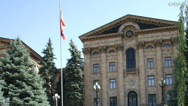 В Нацсобрании Армении сторонники Пашинянаизполитальянса«Мой шаг» имеют 88 депутатских мандатов из 132