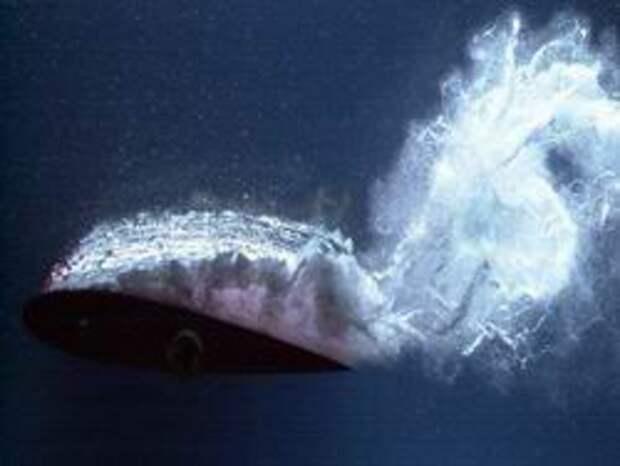 Новая китайская гиперзвуковая субмарина