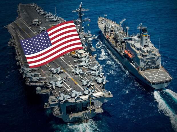 США объявили начало военно-морской операции FONOTOP против интересов России в северных морях