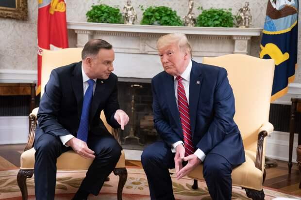 Варшава — инструмент Вашингтона — это плохой знак?