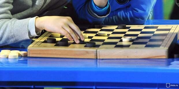 Команда Аэропорта стала лучшей в округе по игре в шашки