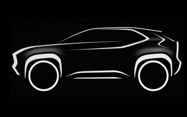 Toyota готовит для Европы новый кроссовер