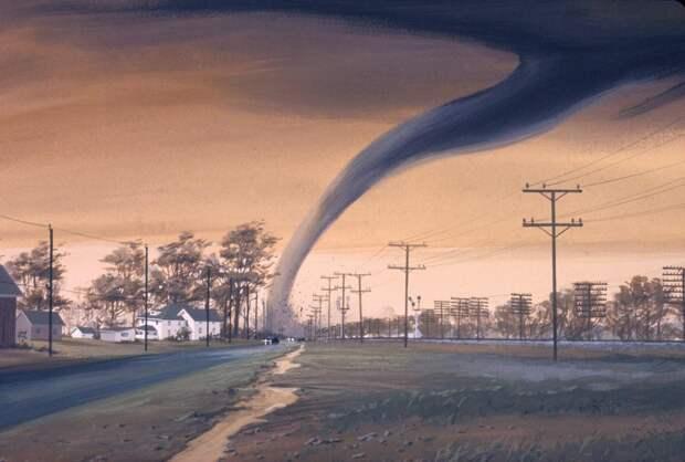 Разрушительный торнадо в Чехии: климатологи объяснили, при чём тут Россия (ФОТО, ВИДЕО)