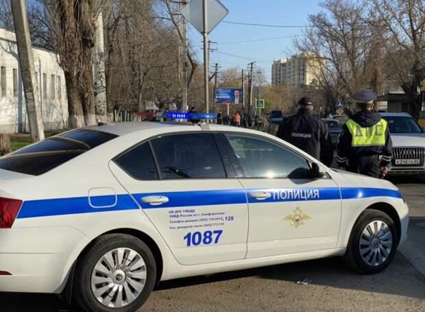 Госавтоинспекция г. Симферополя подвела итоги профилактического мероприятия «Пешеход! Пешеходный переход!»