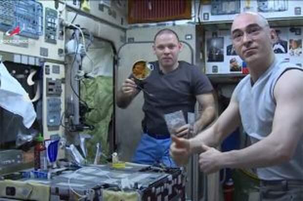 Неземной вкус. Что можно приготовить в космосе?