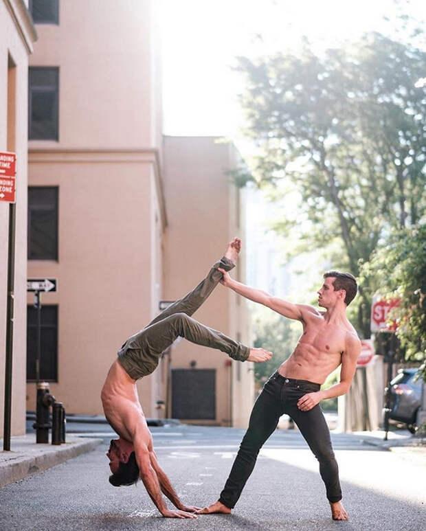 Омар З. Роблес фотографирует танец-30