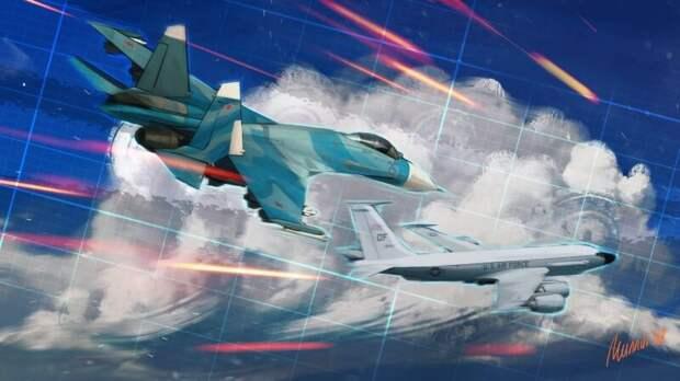 The National Interest назвали секрет успеха российского истребителя Су-27