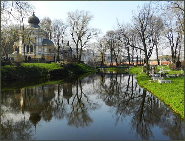 NewPix.ru - Никольское кладбище
