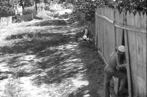 В съемках фильма, в массовке, принимали участие и местные жители. Фото: кадр из фильма