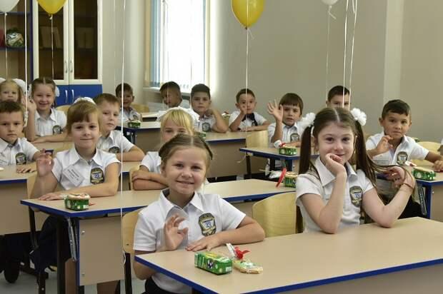 В Краснодаре первоклассниками станут 20 тысяч детей