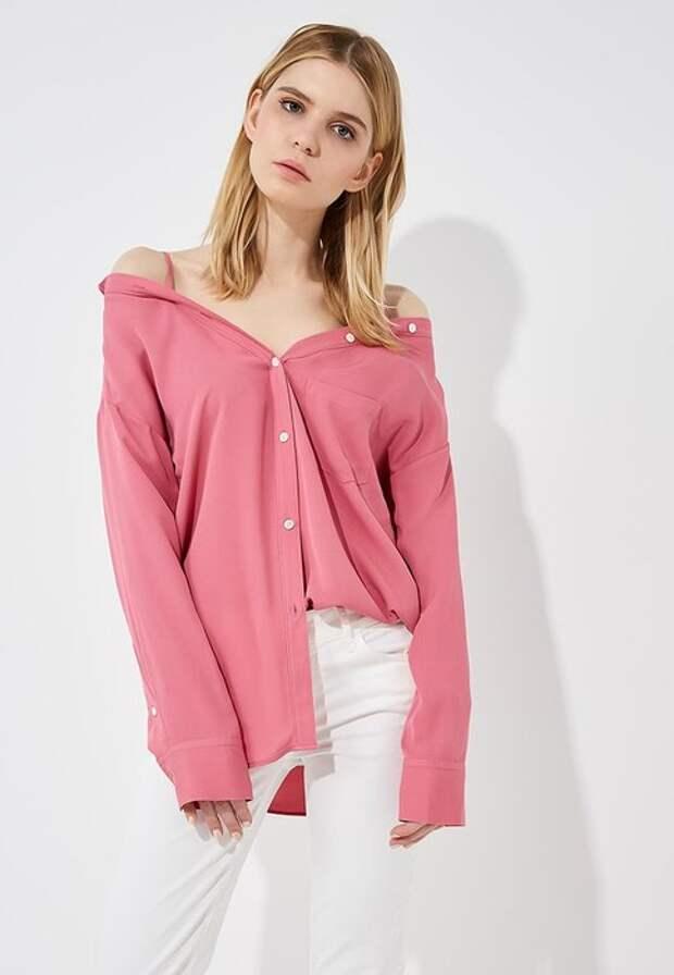 Блуза Theory (Lamoda), 30 999 рублей