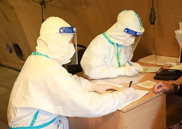 Военные ЦВО окажут помощь в вакцинации жителей Абакана