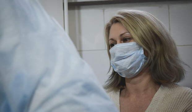 За сутки в Оренбуржье коронавирус подтвержден еще у 156 человек