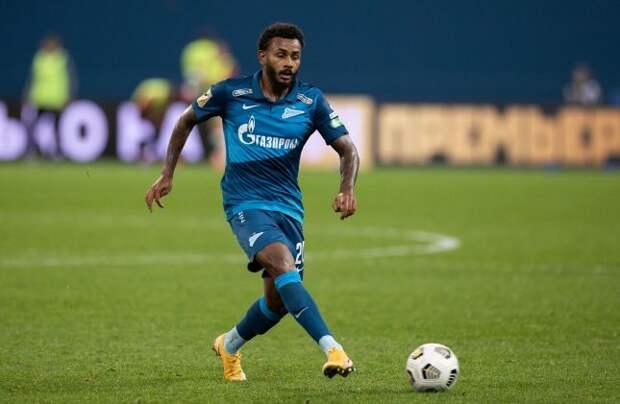 В матче с «Динамо» «Зенит» играл на удивление в несвойственный ему футбол. Много розыгрыша мяча, комбинаций, проходили короткие и средние передачи…