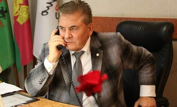 Главред «Вольной Кубани» Виктор Ламейкин стал Почетным гражданином Краснодара
