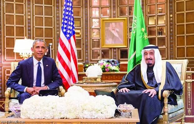 """Саудиты назвали """"провокаторов и заговорщиков"""" """"арабской весны"""""""