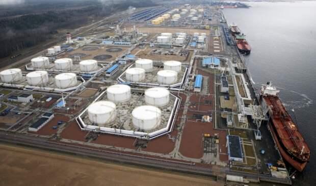 До17-летнего минимума сократится морской экспорт нефти в2020 году