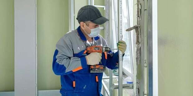 В многоквартирных домах возобновляется капитальный ремонт / Фото: mos.ru