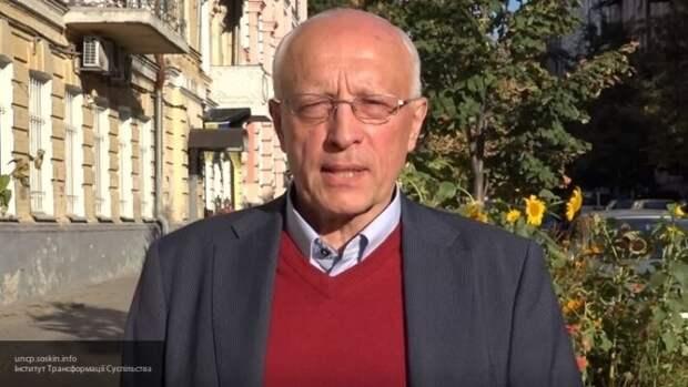«200 гривен за 1 доллар»: Соскин прогнозирует деградацию экономики Украины и падение курса