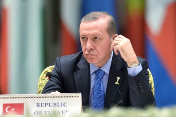 Дожали. Эрдоган извинился перед Путиным за сбитого пилота