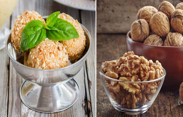 8 блюд с грецкими орехами, которые подойдут и на ужин, и для праздничного стола