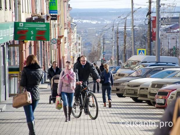 Численность населения Удмуртии за два месяца 2019 года сократилась на 1312 человек