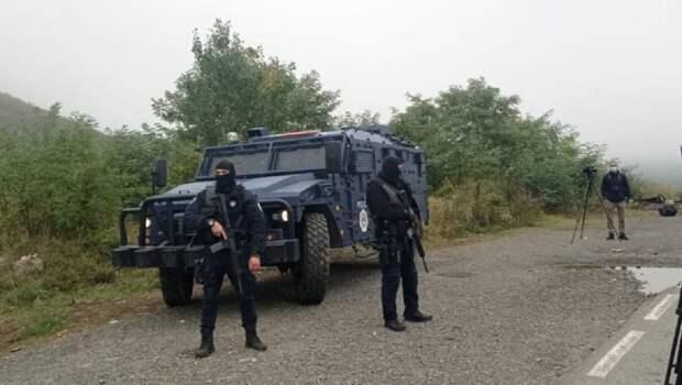 СМИ: К вооруженной провокации на севере Косово причастны британский дипломат и глава миссии ОБСЕ