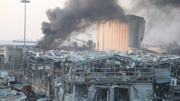 "Хиросима XXI века: За взрывом в Бейруте усмотрели ""атаку"""