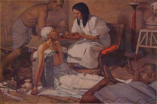 Древнее лечение